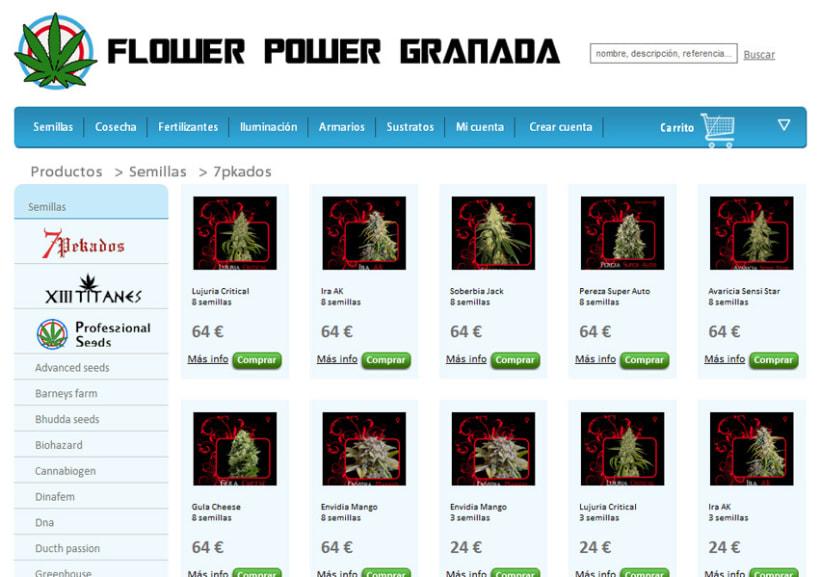 Flower Power Granada 1