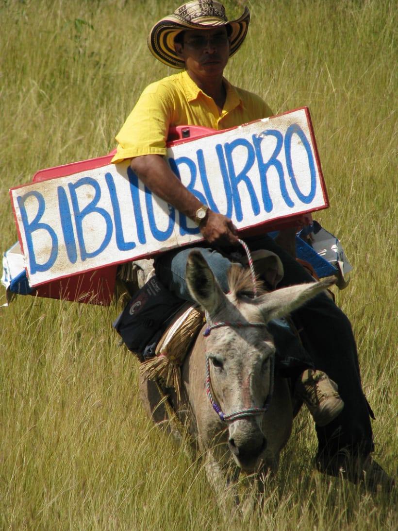 El Biblioburro en Fotofija 13