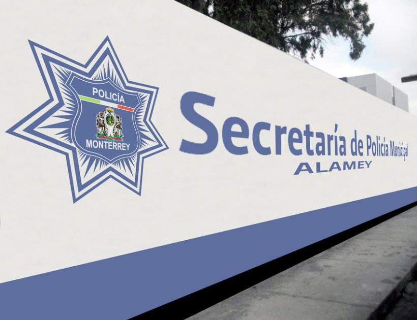 Policia de Monterrey 5