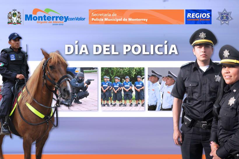 Policia de Monterrey 3