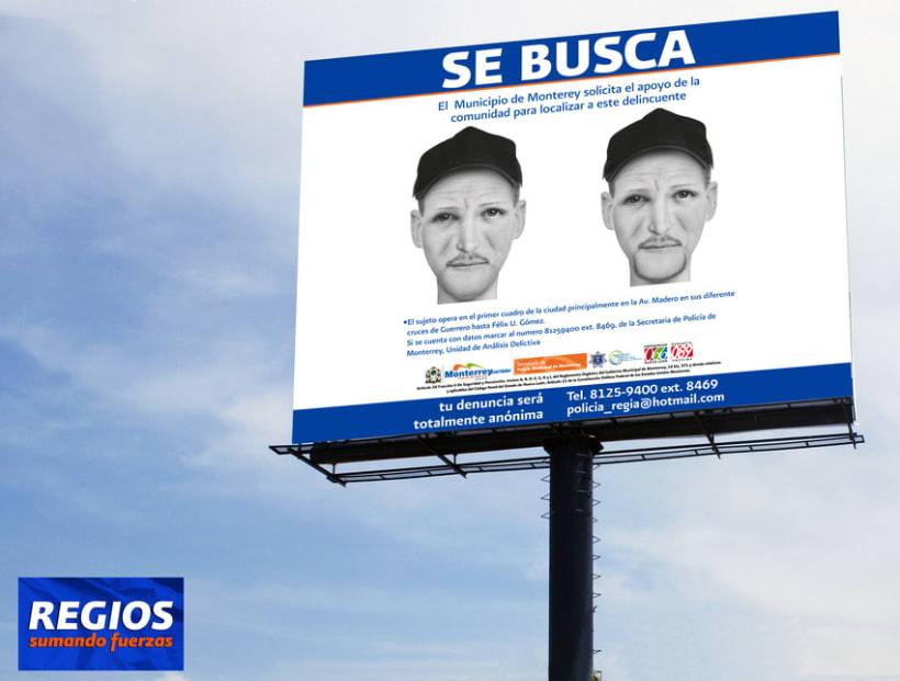 Policia de Monterrey 2