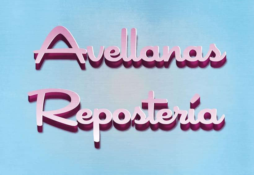 Avellanas Repostería 1