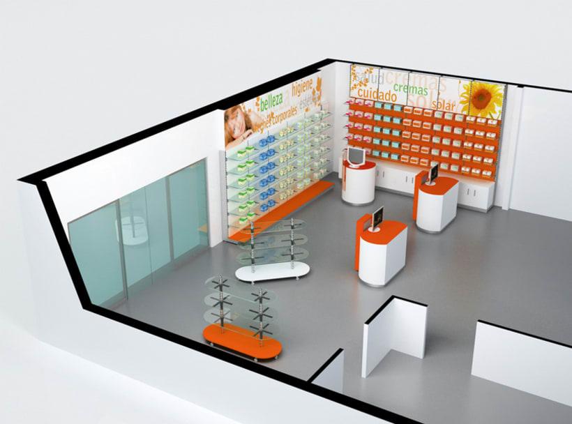 Interiores, Exteriores y Mobiliario 34