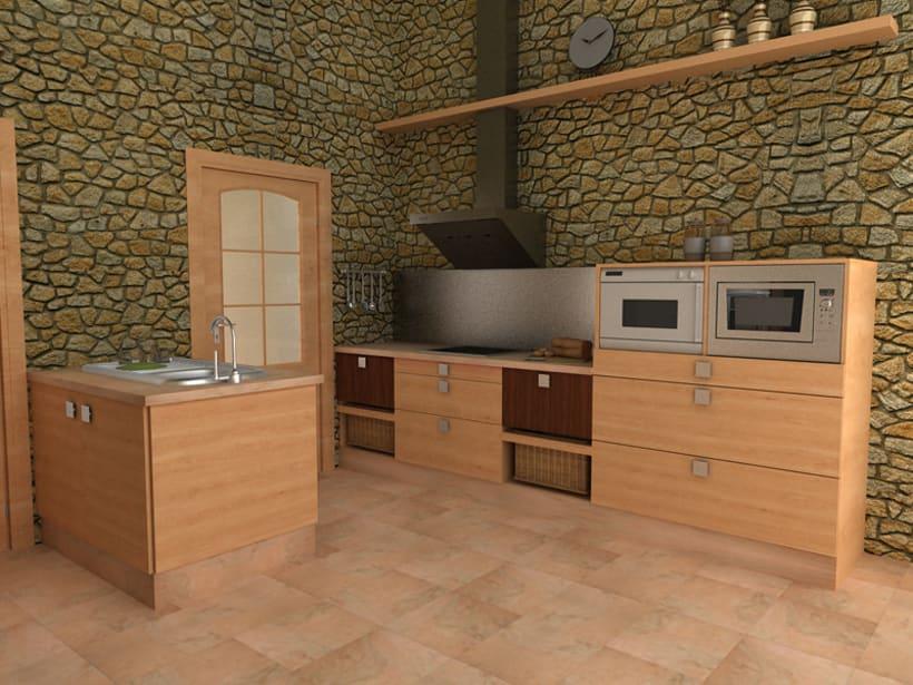 Interiores, Exteriores y Mobiliario 31