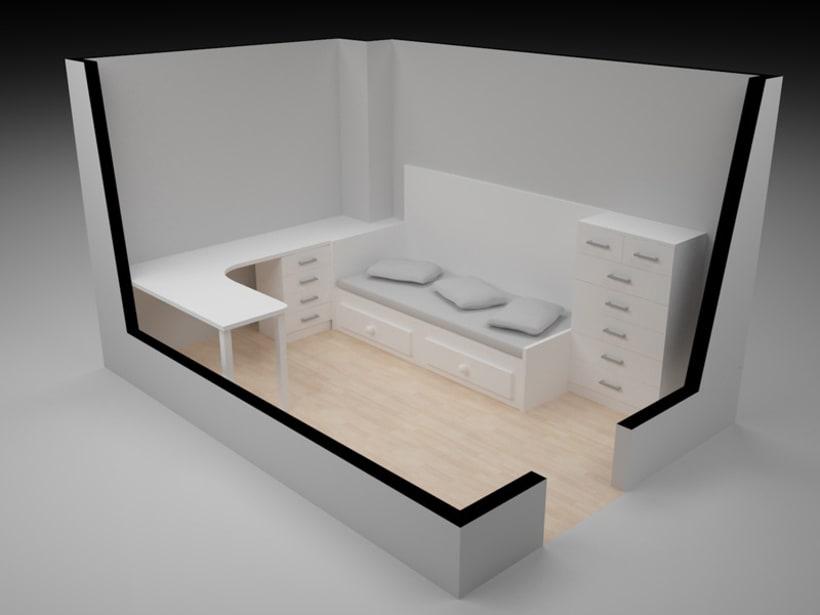 Interiores, Exteriores y Mobiliario 25
