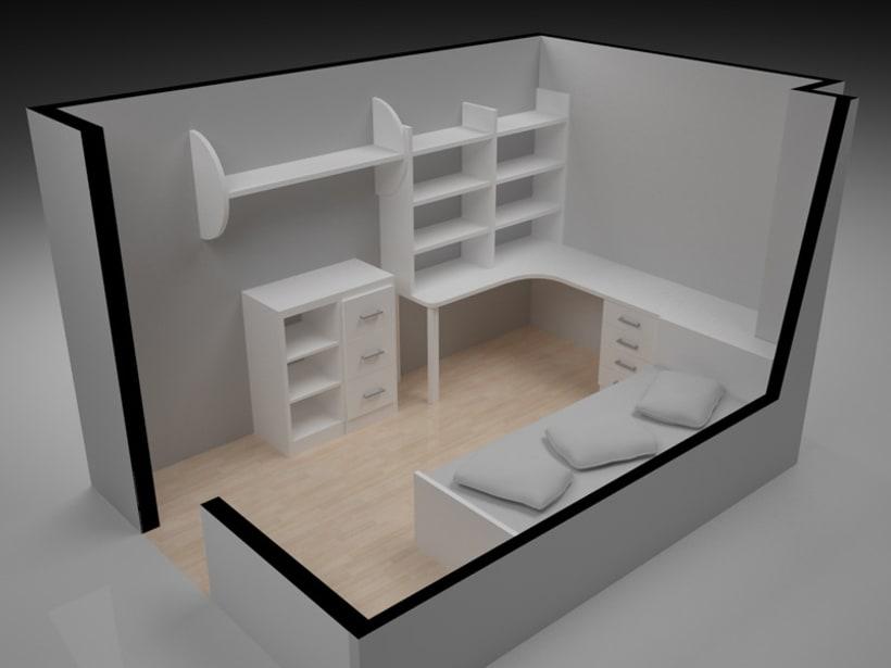 Interiores, Exteriores y Mobiliario 24