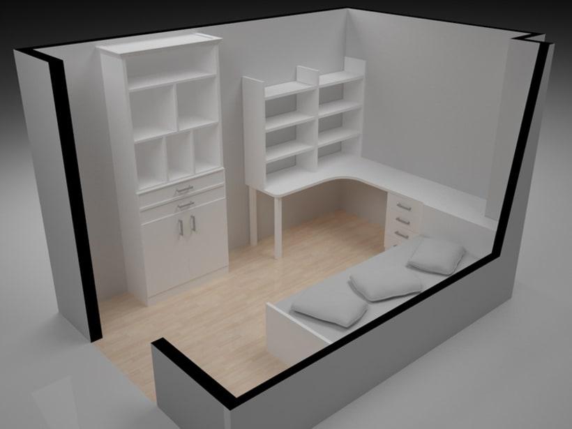 Interiores, Exteriores y Mobiliario 23
