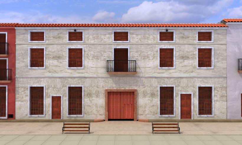 Interiores, Exteriores y Mobiliario 16