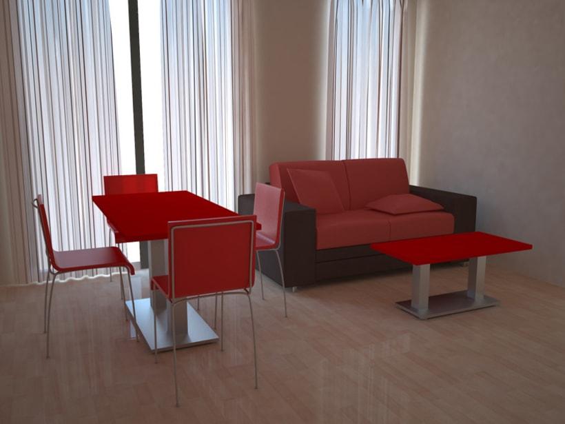 Interiores, Exteriores y Mobiliario 9