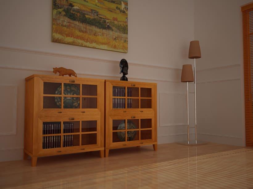Interiores, Exteriores y Mobiliario 3