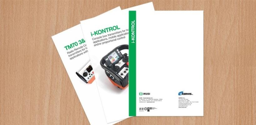 Ikusi ProductSheet - Diseño Editorial 3