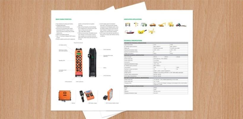 Ikusi ProductSheet - Diseño Editorial 2