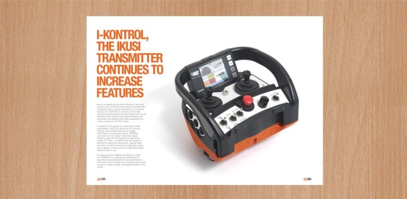 Ikusi News - Diseño Editorial 2