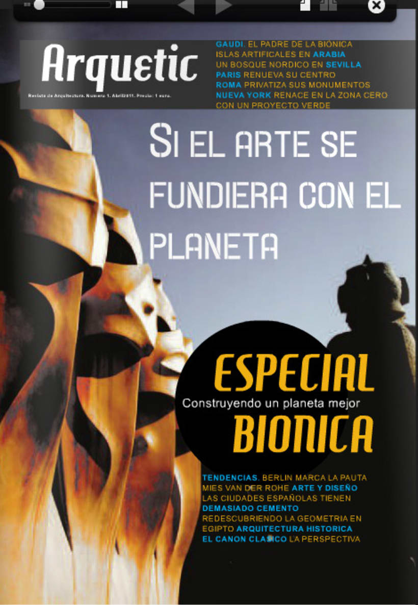 Revista Arquetic 1