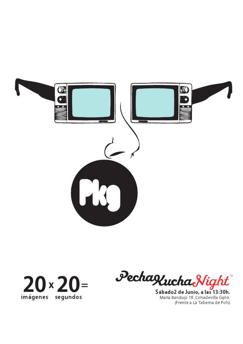 PechaKucha cartel. 1