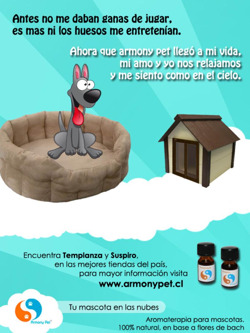 Armony Pet 10