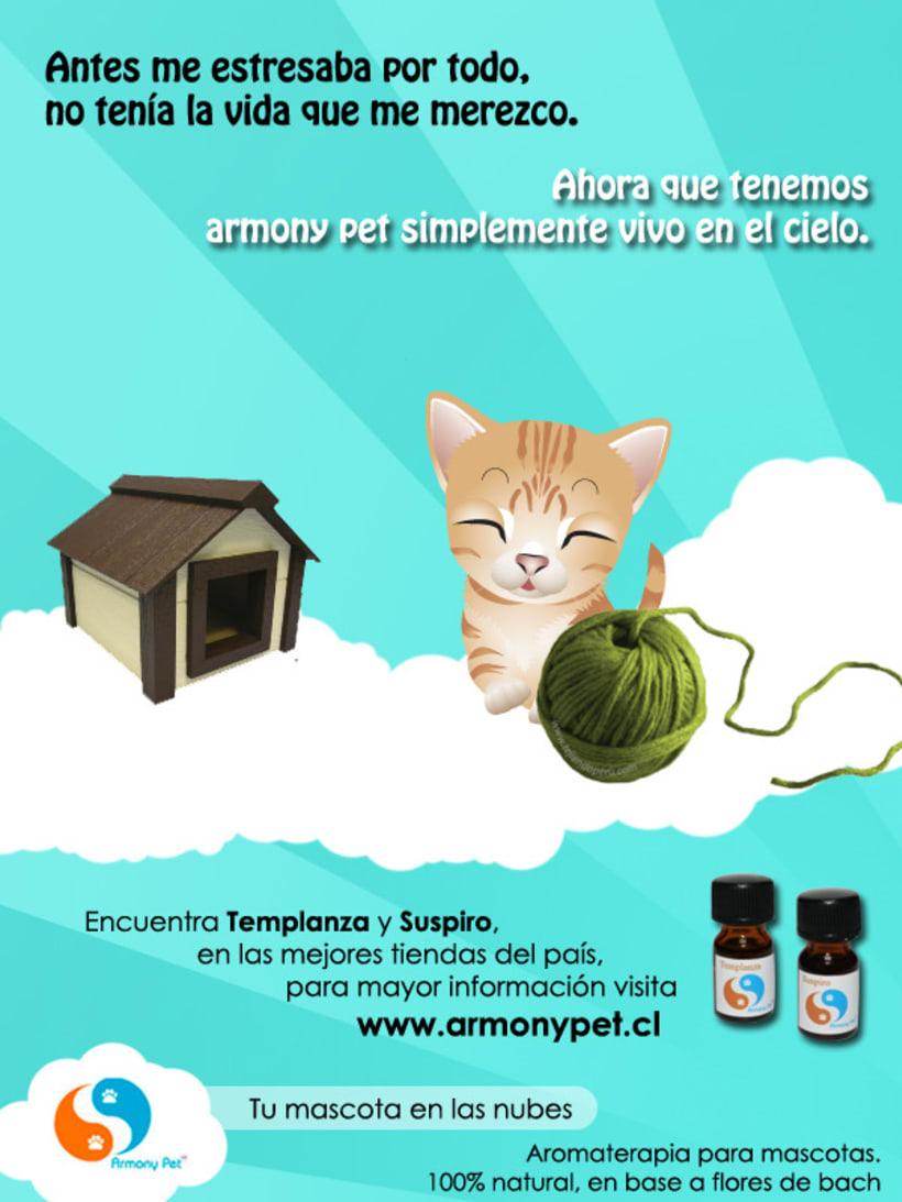 Armony Pet 11