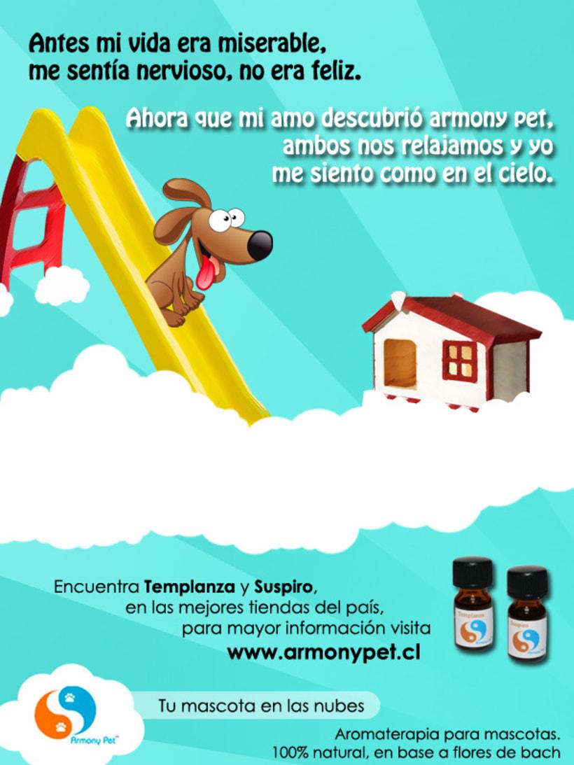 Armony Pet 8