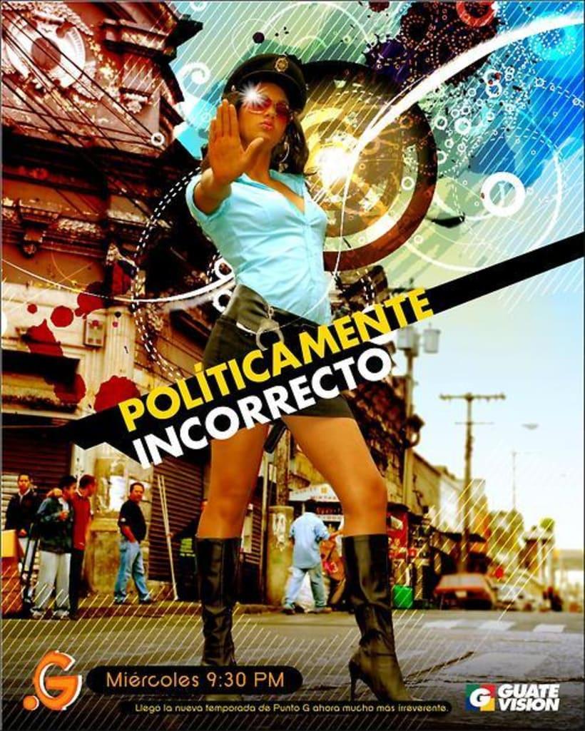 POLITICAMANTE INCORRECTO 2