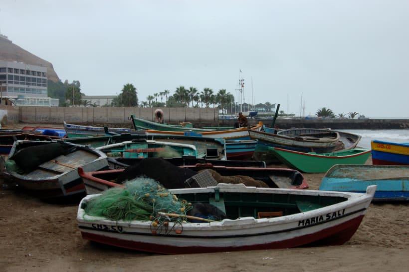 Fotografía: Bajo el pescador Chorrillano 3