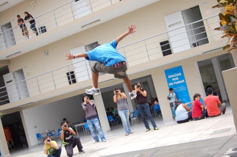 Fotografía: Personas Saltando 4
