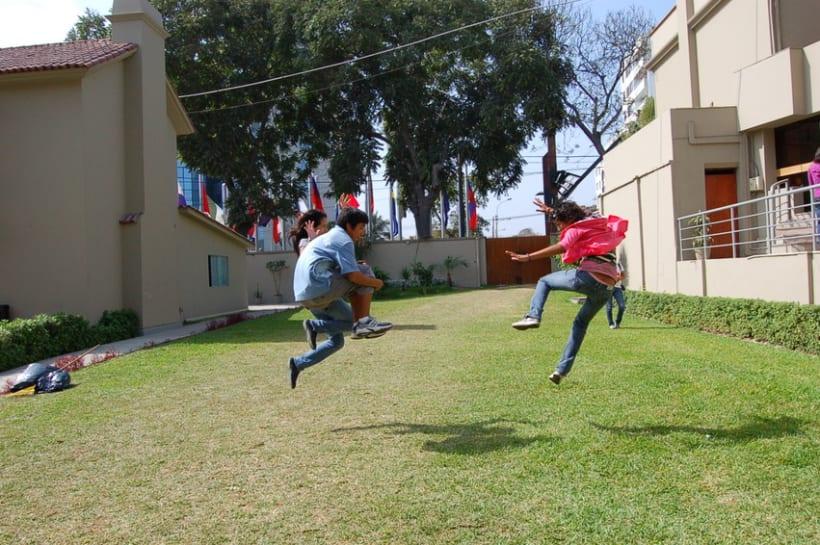 Fotografía: Personas Saltando 2