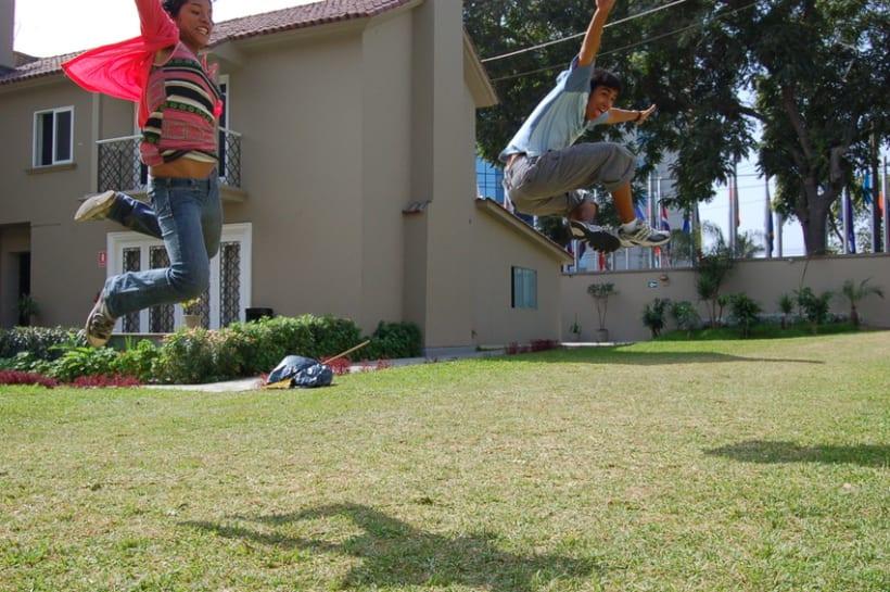 Fotografía: Personas Saltando 3