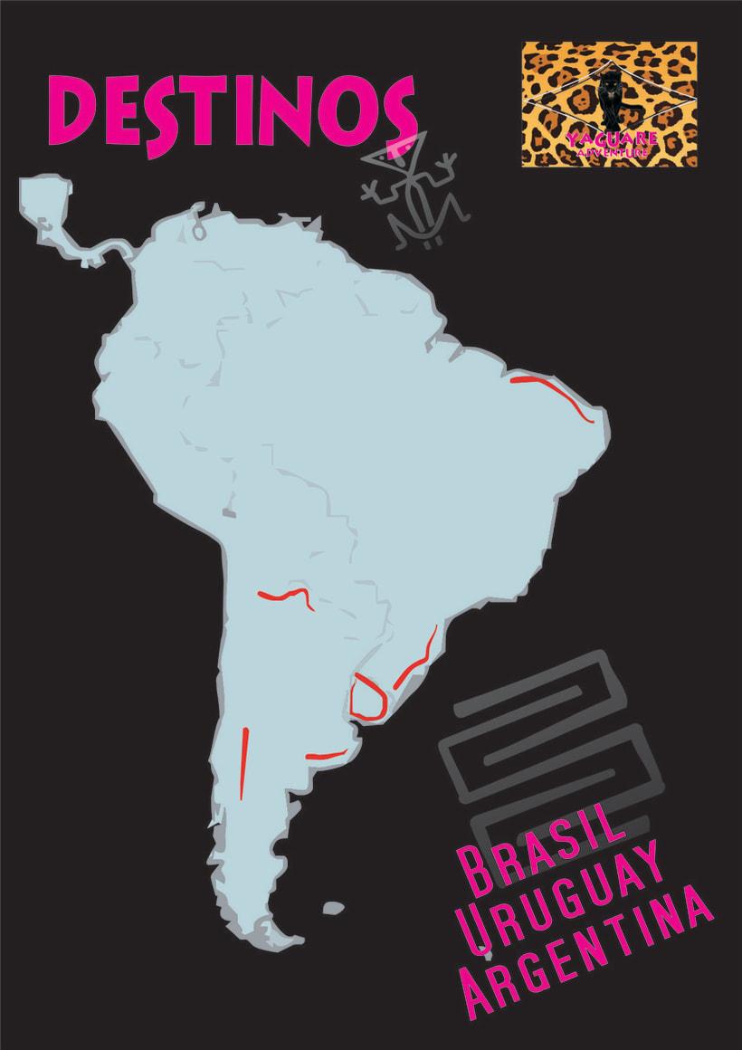 Mapa de Yaguare 1