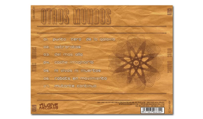 CUZO - CD | otros mundos 4