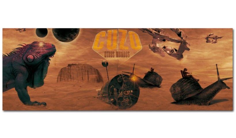 CUZO - CD | otros mundos 3