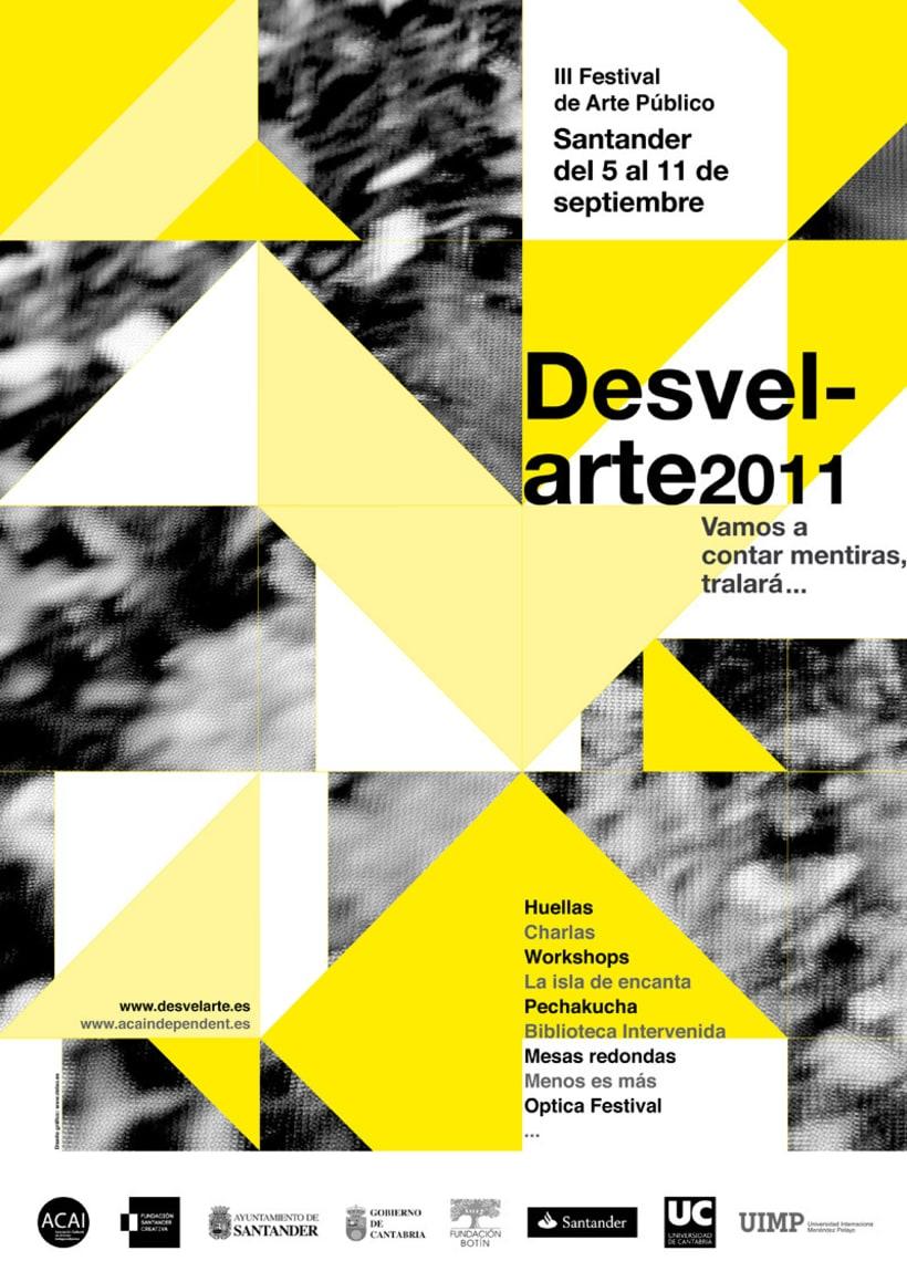 Cartel Desvelarte 2011 1