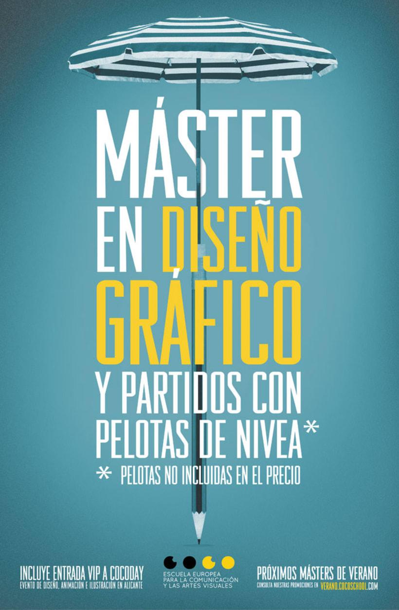Masters de Verano Coco School 2