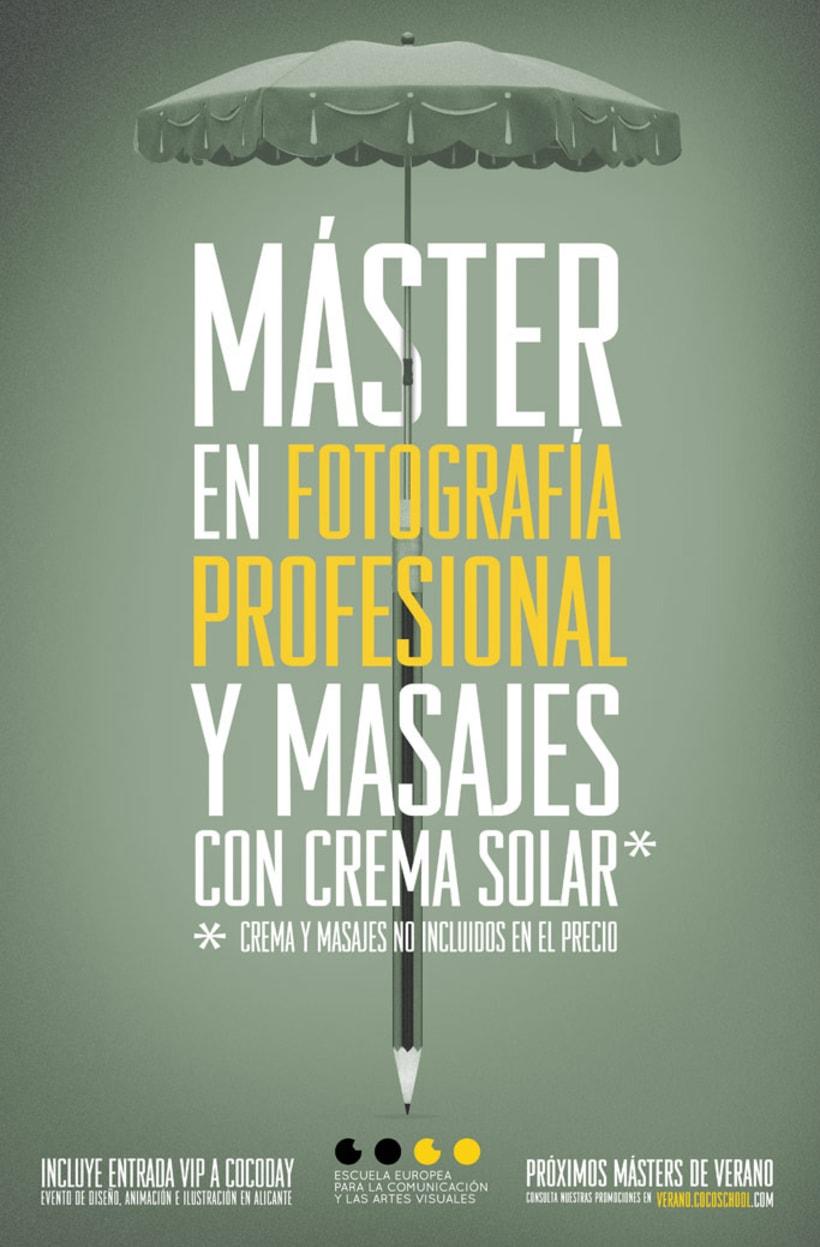 Masters de Verano Coco School 8