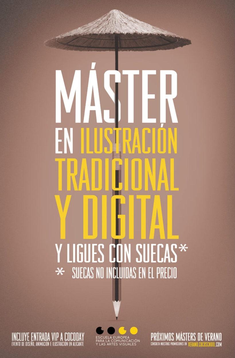 Masters de Verano Coco School 9