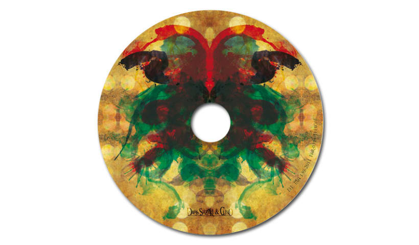 CUZO & DAMO SUZUKI - CD | puedo ver tu mente 5