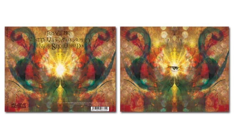 CUZO & DAMO SUZUKI - CD | puedo ver tu mente 4