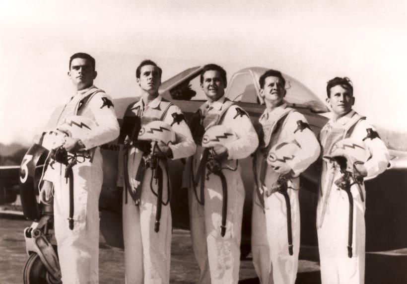 Escuadrón Las Panteras 1952 1