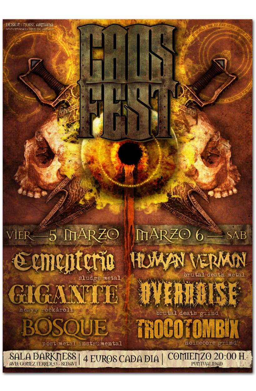 CAOS FEST 2010 | poster 1