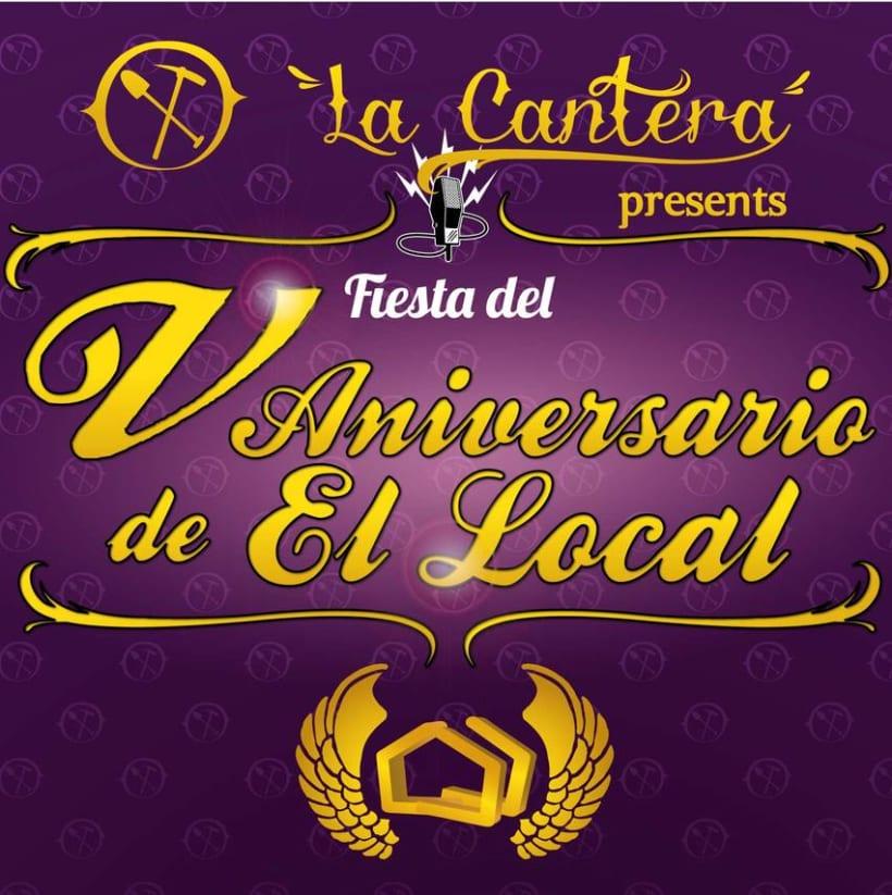 El Local V Aniversario 1