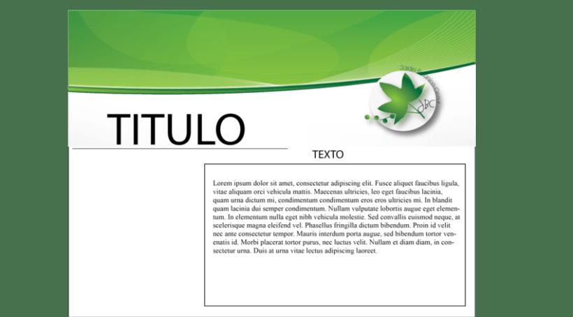 Plantilla PowerPoint 1