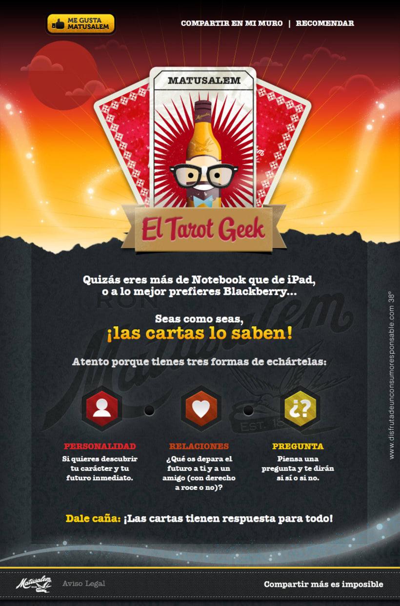 Tarot Geek 2