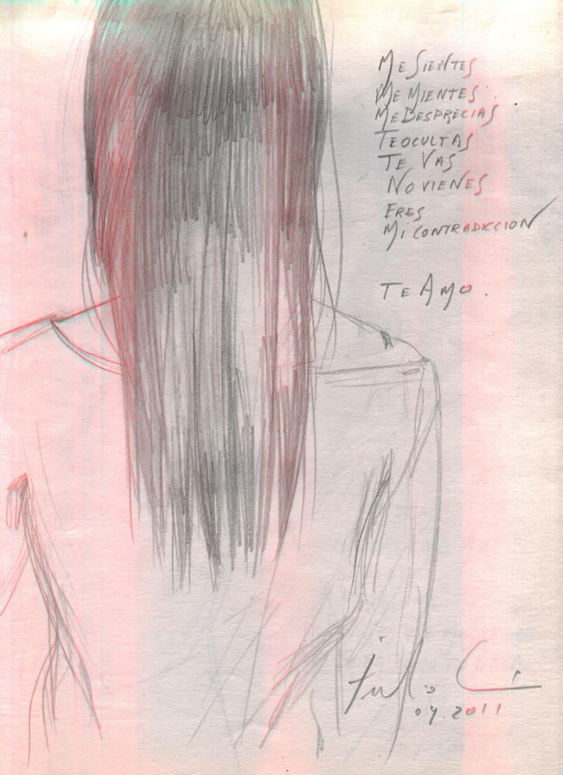 """Pinturemas""...bocetos para un proyecto 24"