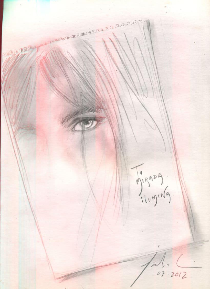 """Pinturemas""...bocetos para un proyecto 14"