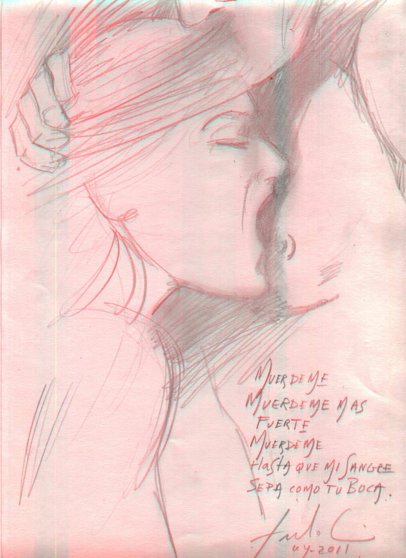 """Pinturemas""...bocetos para un proyecto 13"