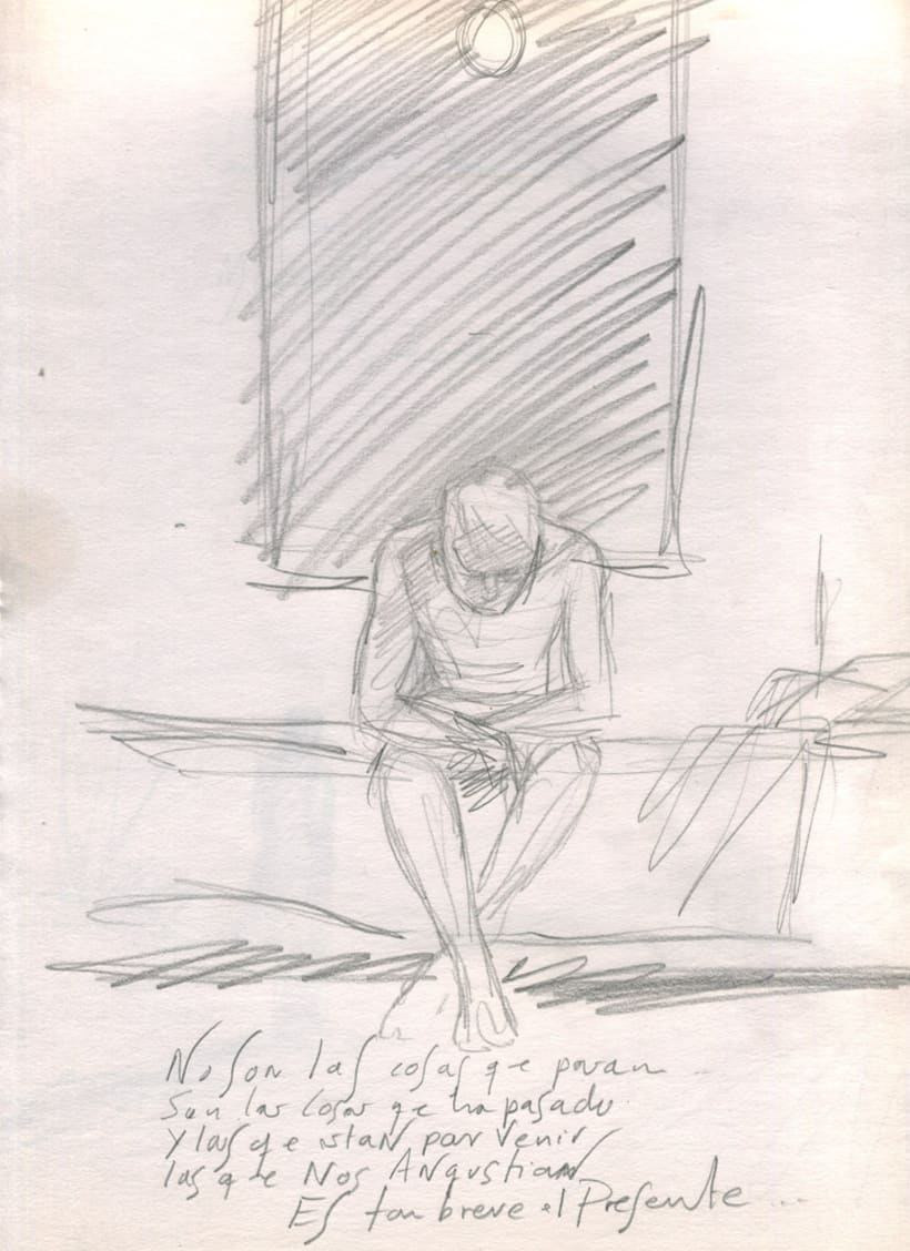 """Pinturemas""...bocetos para un proyecto 6"