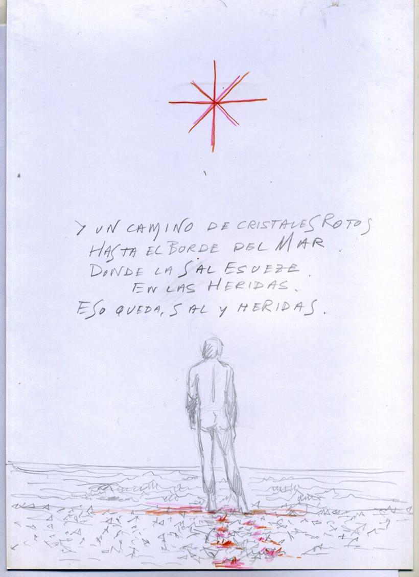 """Pinturemas""...bocetos para un proyecto 4"