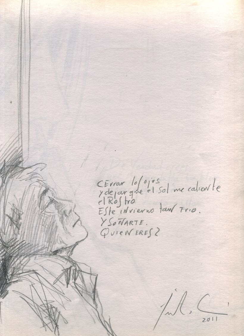 """Pinturemas""...bocetos para un proyecto 2"