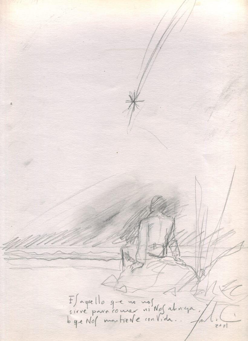 """Pinturemas""...bocetos para un proyecto 30"