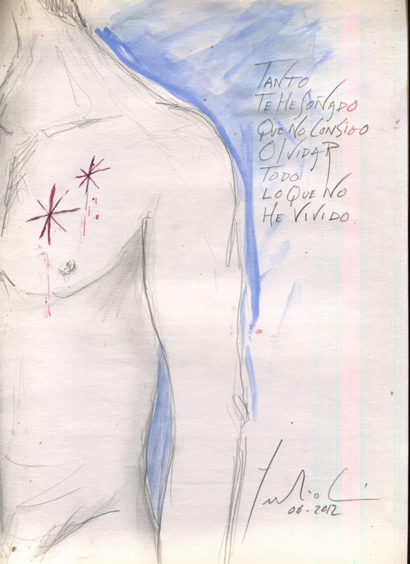 """Pinturemas""...bocetos para un proyecto 31"