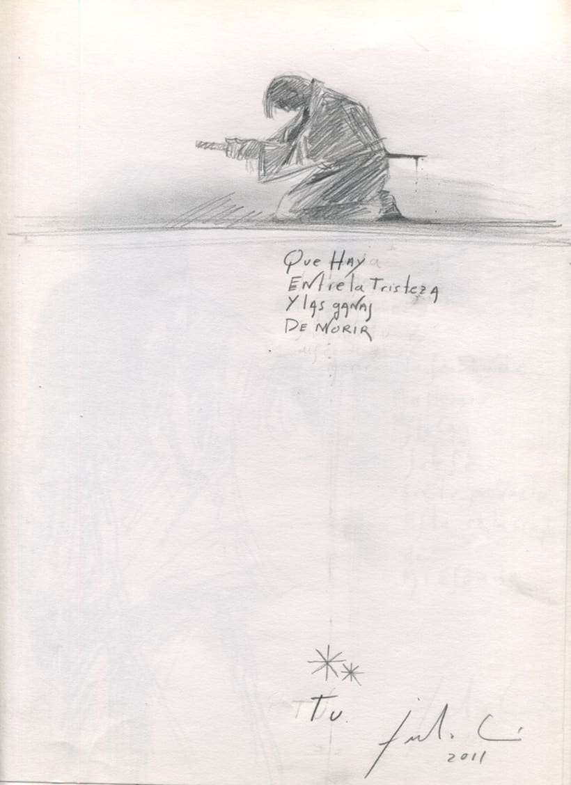 """Pinturemas""...bocetos para un proyecto 34"